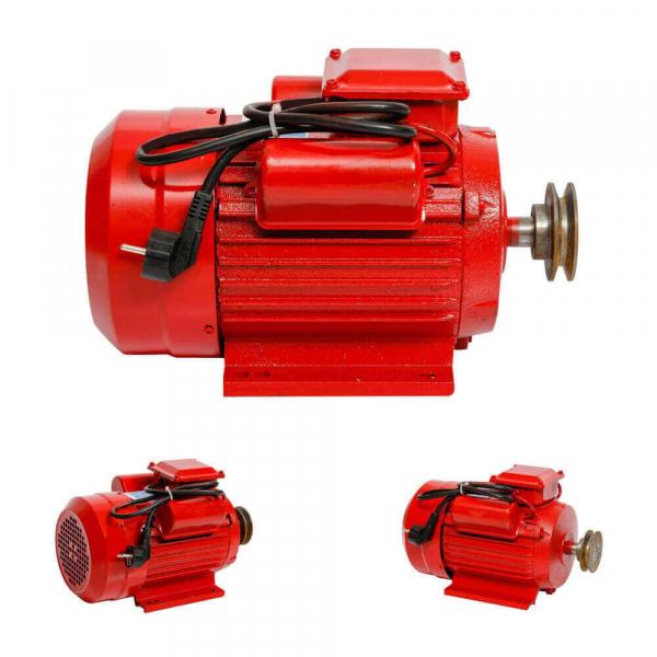 Motor Electric Monofazat 4KW 3000RPM , Troian, Cupru [3]