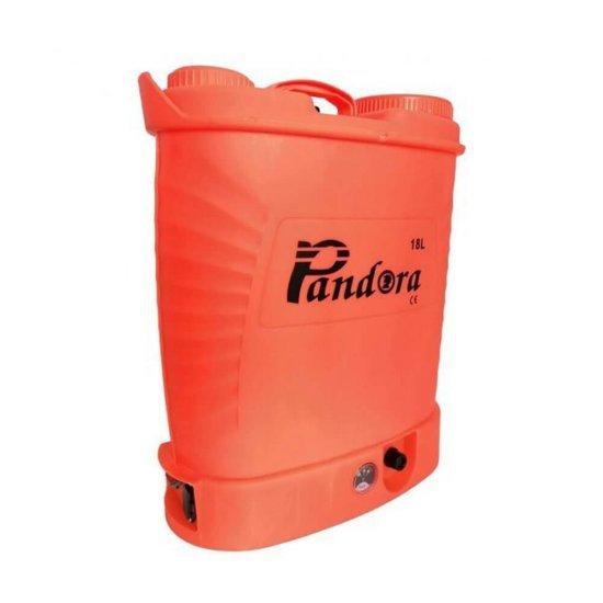Pompa electrica pentru stropit cu acumulator, 18 litri, Pandora + Atomizor electric portabil Pandora - Copie [2]