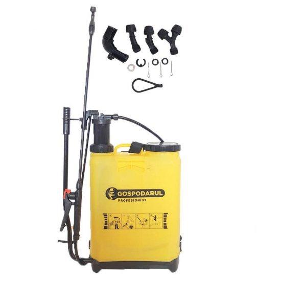 Pompa de stropit portabila, manuala, Gospodarul Profesionist, 16 L [2]