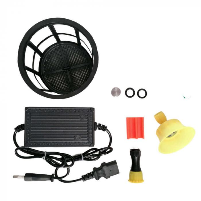 Pompa electrica pentru stropit cu acumulator, 18 litri, Pandora [5]