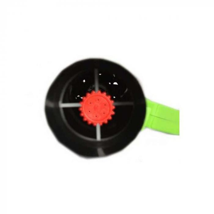 Pompa stropit electrica Pandora 12 Litri, 5 Bar, Model 2020 + regulator presiune, vermorel cu baterie acumulator + Atomizor electric portabil Pandora 2