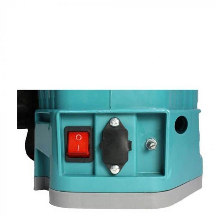 Pompa stropit electrica Pandora 12 Litri, 5 Bar, Model 2020 + regulator presiune, vermorel cu baterie acumulator + Atomizor electric portabil Pandora 4