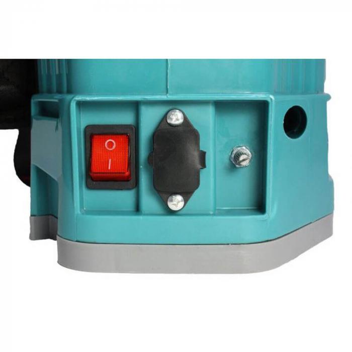 Pompa stropit electrica Pandora 12 Litri, 5 Bar, Model 2020 + regulator presiune, vermorel cu baterie acumulator 1