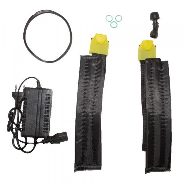Pompa stropit gradina electrica Elefant, 16 litri, acumulator, 5.5 bar + Atomizor electric portabil Pandora 2