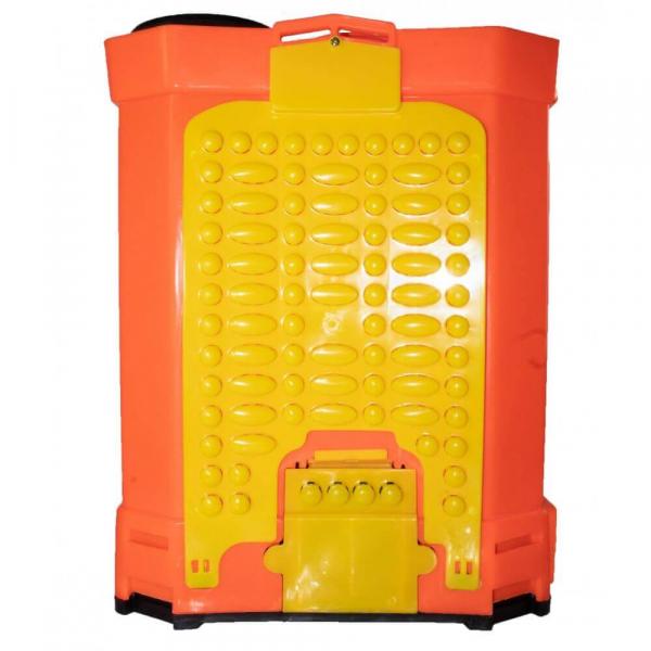 Pompa stropit gradina electrica Elefant, 16 litri, acumulator, 5.5 bar + Atomizor electric portabil Pandora + Lance extensibila telescopica Inox 230 cm 3