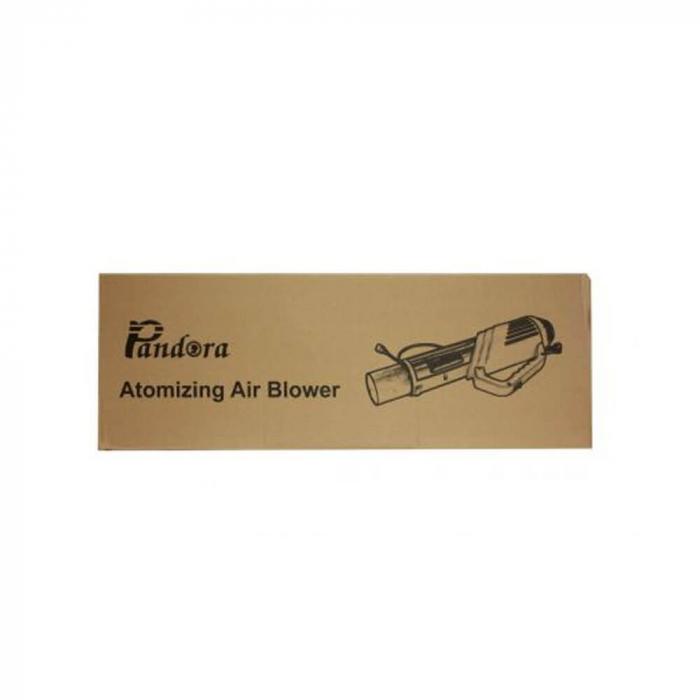 Pompa stropit gradina electrica Elefant, 16 litri, acumulator, 5.5 bar + Atomizor electric portabil Pandora 9