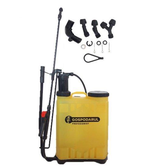 Pompa de stropit portabila, manuala, Gospodarul Profesionist, 12 L 2