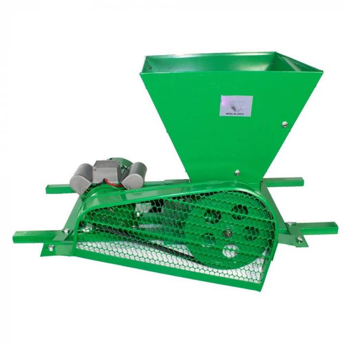 Zdrobitor / tocator electric de fructe si legume, 300 - 500 Kg/Ora, Cuva 35 Litri Detasabila, Fermax, Model 2021 [1]