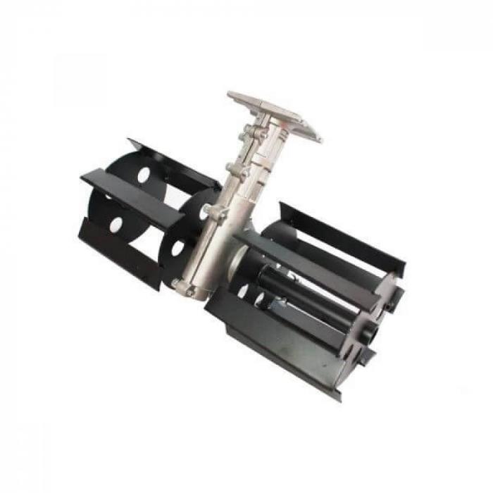 Prasitoare tip lama, Accesoriu pentru Motocoasa, 28 mm, 9 T, 1