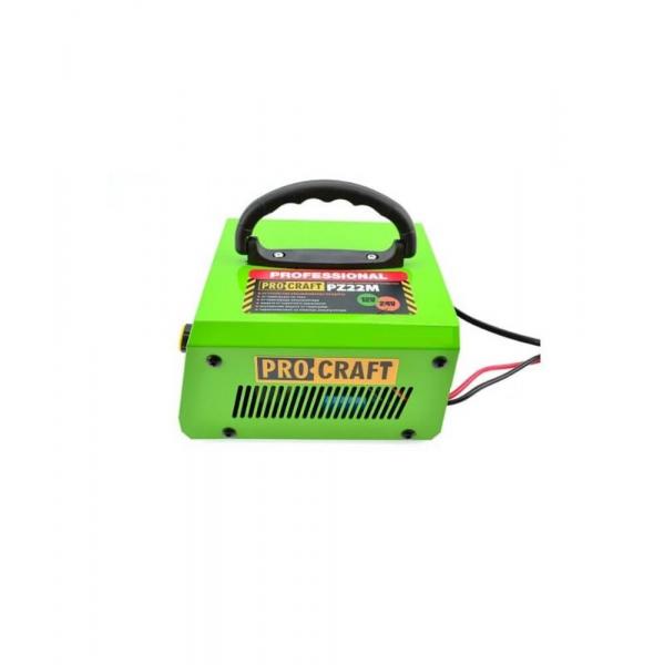 Redresor auto Profesional 12-24 V, PROCRAFT PZ22M, curent de incarcare 20 A, 520 W [4]