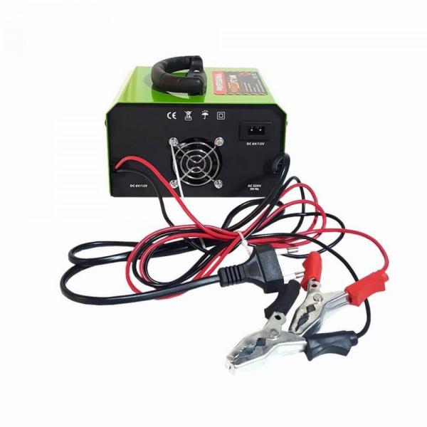 Redresor auto Profesional 6-12 V, PROCRAFT PZ10M, curent de incarcare 10 A, 165 W [2]