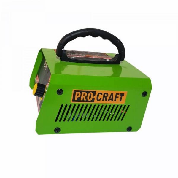 Redresor auto Profesional 6-12 V, PROCRAFT PZ20M, curent de incarcare 18 A, 330 W 1