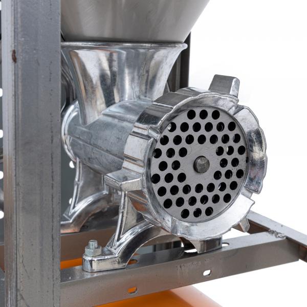 Masina electrica de tocat carne nr. 32 din aluminiu 900W 1
