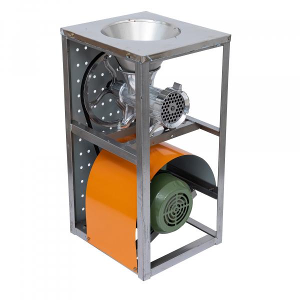 Masina electrica de tocat carne nr. 32 din aluminiu 900W 0