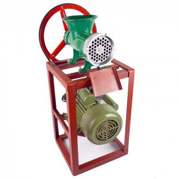 Masina electrica de tocat carne nr. 32, 1.5 KW, 1400 Rpm 1
