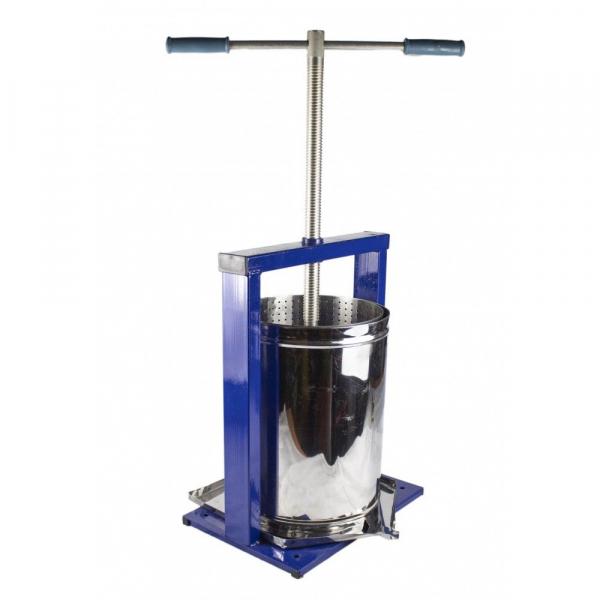 Teasc pentru struguri, din inox, manual, mecanic, Vilen, 20 litri 11