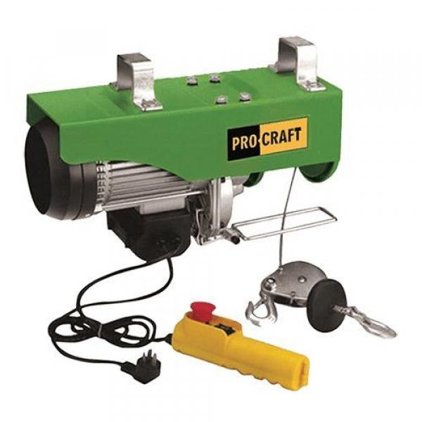 Macara electrica Procraft TP-250 125/250 Kg 1