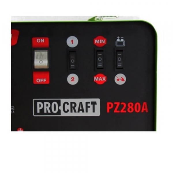 Robot pornire si incarcare auto PROCRAFT PZ280A 5