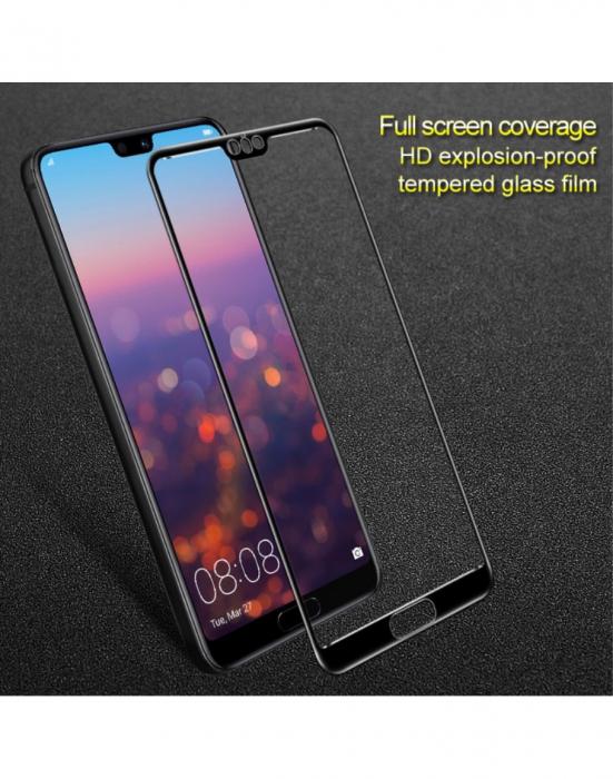 Sticla securizata protectie ecran pentru Huawei P20 3