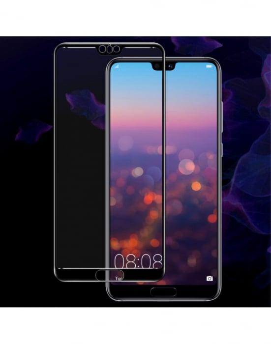 Sticla securizata protectie ecran pentru Huawei P20 1
