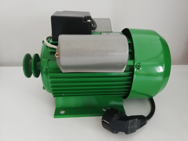 Zdrobitor de struguri electric, 240 - 500 Kg/Ora, Cuva 20 Litri Detasabila, Alpin Profi, Model 2019 7