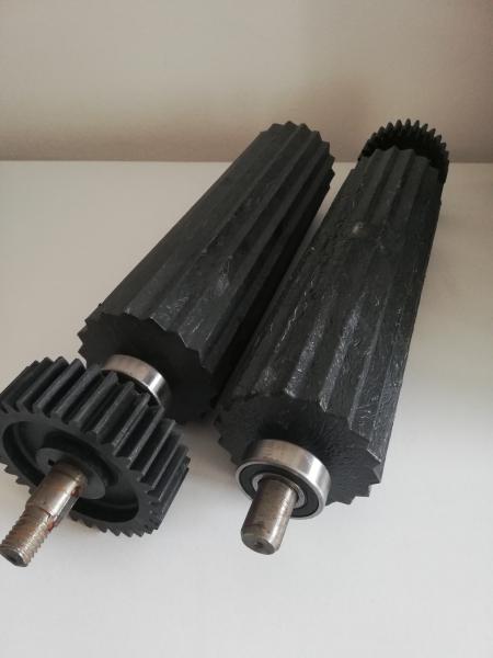 Zdrobitor de struguri electric, 240 - 500 Kg/Ora, Cuva 20 Litri Detasabila, Alpin Profi, Model 2019 9