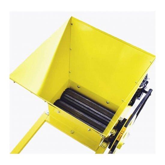 Zdrobitor de struguri electric Gospodarul Profesionist, 750W, 500 kg/h [1]
