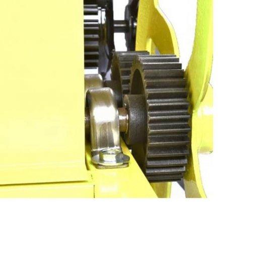 Zdrobitor de struguri electric Gospodarul Profesionist, 750W, 500 kg/h [3]