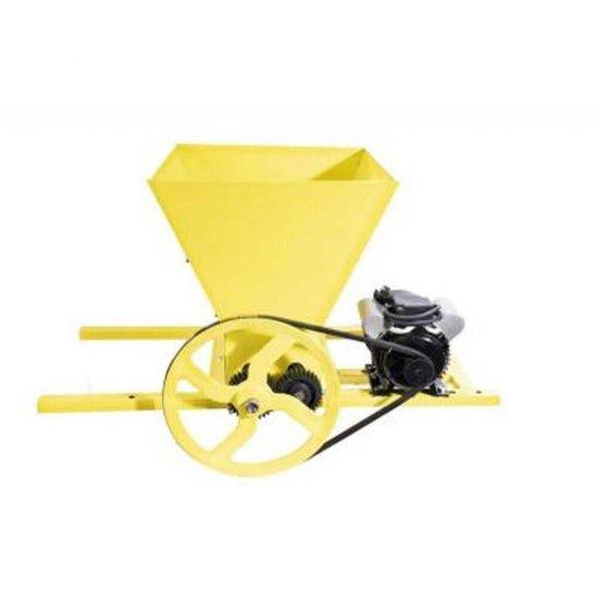 Zdrobitor de struguri electric Gospodarul Profesionist, 750W, 500 kg/h [0]
