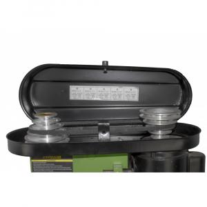 Masina de gaurit de banc fixa Procraft BD1550 1550W, 16mm, 5 viteze2