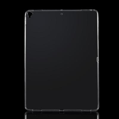 Carcasa protectie spate din gel TPU pentru iPad Pro 12.9 (2015)/ Pro 12.9 (2017), transparenta2