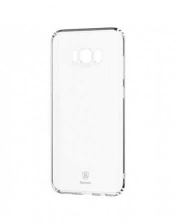 Carcasa protectie spate din gel TPU Baseus pentru Samsung Galaxy S8+ G9551