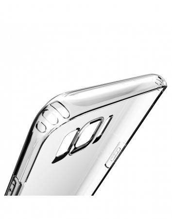 Carcasa protectie spate din gel TPU Baseus pentru Samsung Galaxy S8+ G9554
