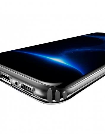 Carcasa protectie spate din gel TPU Baseus pentru Samsung Galaxy S8+ G9556