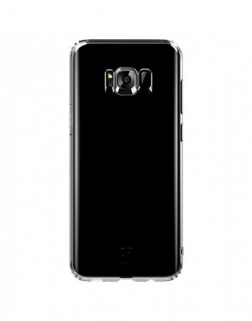Carcasa protectie spate din gel TPU Baseus pentru Samsung Galaxy S8 G9502