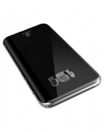 Carcasa protectie spate din gel TPU Baseus pentru Samsung Galaxy S8 G9503