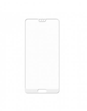 Sticla securizata protectie ecran 0,26 mm pentru Huawei P20, alba1