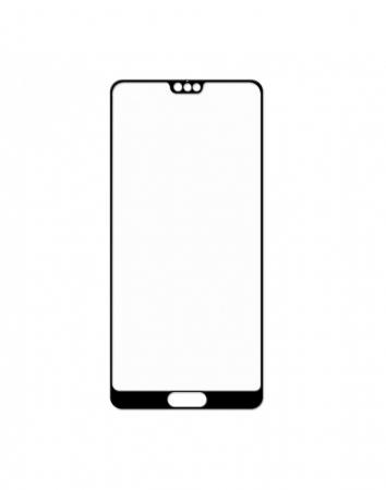 Sticla securizata protectie ecran 0.26mm pentru Huawei P20 Pro, neagra1