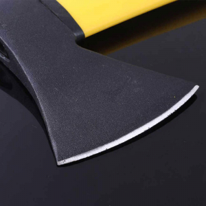 Topor pentru despicat lemne coada fibra sticla2