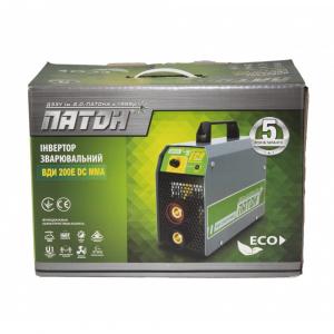 Aparat de sudura Paton VDI 200E MMA, 200A, 1.6-5mm, 220V1
