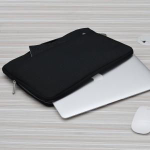 """Geanta protectie pentru MacBook 15.4"""", neagra2"""