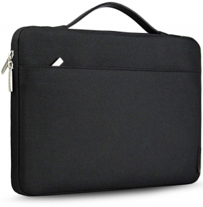 """Geanta protectie pentru MacBook 15.4"""", neagra0"""