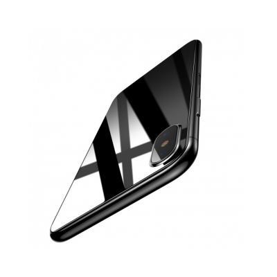 Sticla securizata protectie spate pentru iPhone X 5.8 inch0