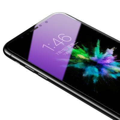 Pachet sticle securizate protectie fata spate pentru iPhone X