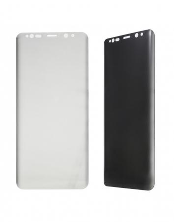 Sticla securizata protectie ecran completa anti-spy pentru Samsung Galaxy Note 80