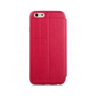 """Husa protectie VOUNI """"Window View"""" pentru iPhone 6 / 6s, rosie1"""