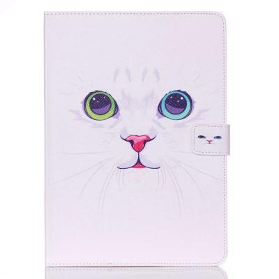 """Husa protectie imprimata cu """"Pisica"""" pentru iPad Mini 40"""