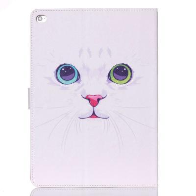 """Husa protectie imprimata cu """"Pisica"""" pentru iPad Mini 41"""