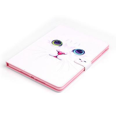 """Husa protectie imprimata cu """"Pisica"""" pentru iPad Mini 43"""