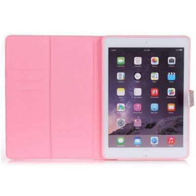 """Husa protectie imprimata cu """"Pisica"""" pentru iPad Mini 45"""
